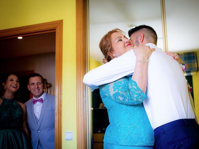 La boda de Gonzalo y Cristina en Galapagos, Guadalajara 10
