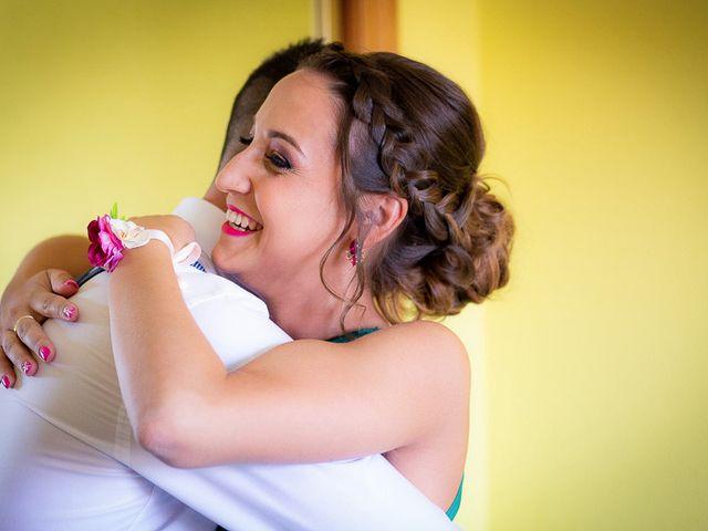 La boda de Gonzalo y Cristina en Galapagos, Guadalajara 13