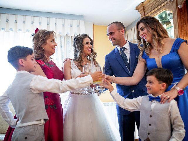La boda de Gonzalo y Cristina en Galapagos, Guadalajara 25