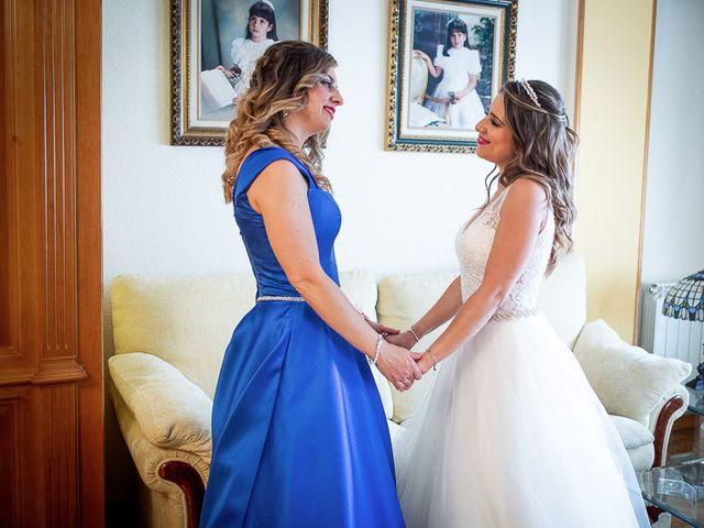 La boda de Gonzalo y Cristina en Galapagos, Guadalajara 26