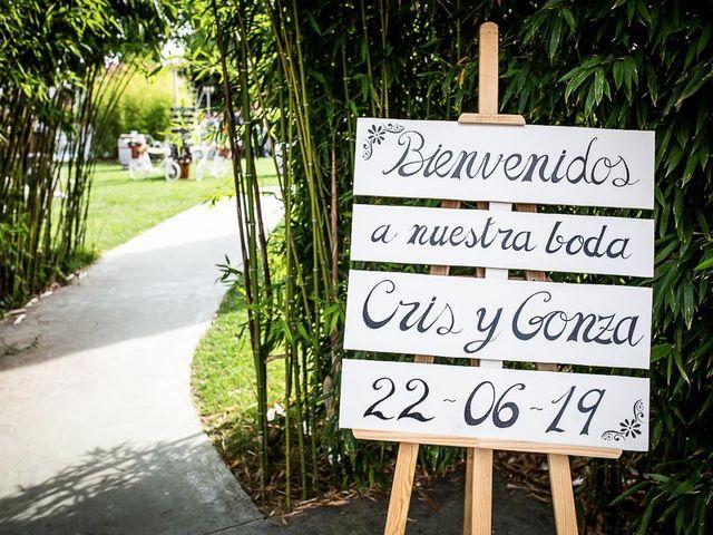 La boda de Gonzalo y Cristina en Galapagos, Guadalajara 32