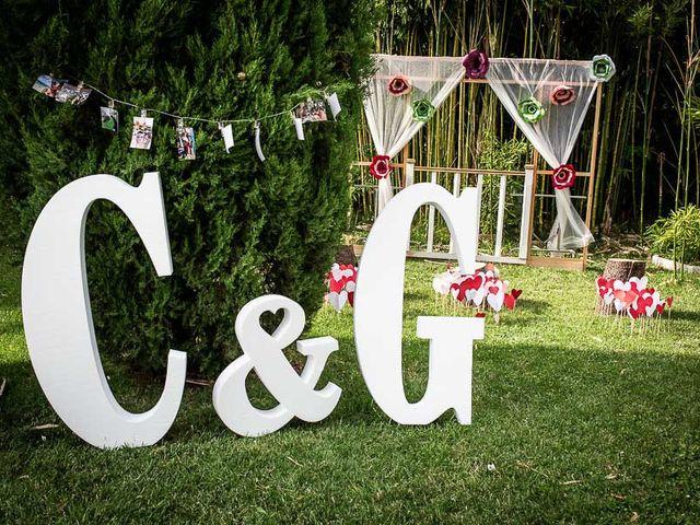 La boda de Gonzalo y Cristina en Galapagos, Guadalajara 33