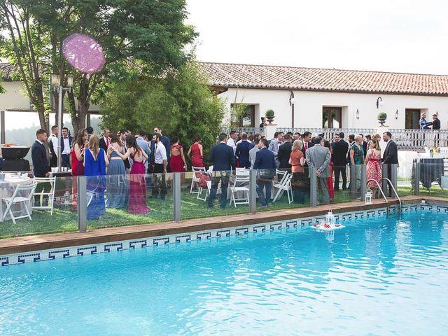 La boda de Gonzalo y Cristina en Galapagos, Guadalajara 42