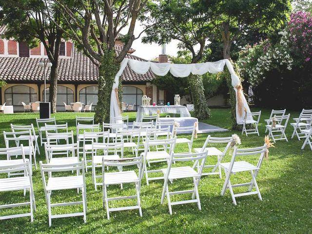 La boda de Gonzalo y Cristina en Galapagos, Guadalajara 43