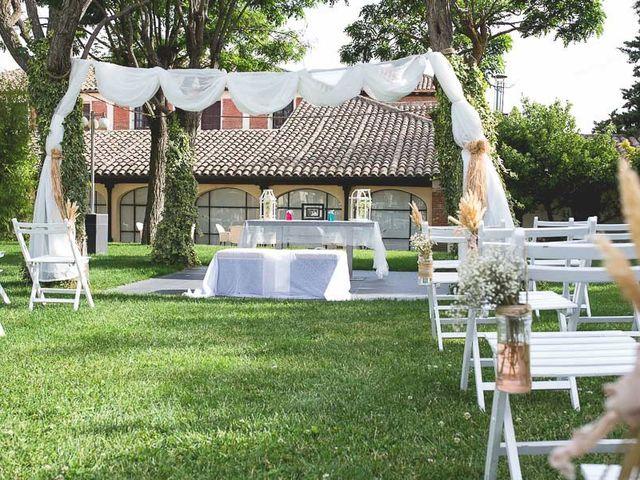 La boda de Gonzalo y Cristina en Galapagos, Guadalajara 44