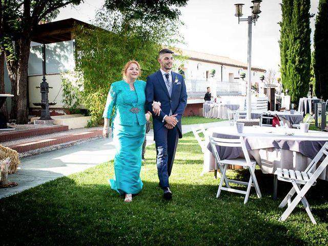 La boda de Gonzalo y Cristina en Galapagos, Guadalajara 48