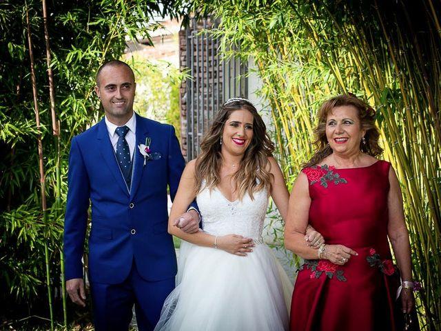 La boda de Gonzalo y Cristina en Galapagos, Guadalajara 50