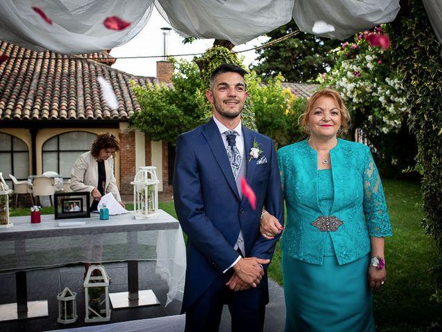 La boda de Gonzalo y Cristina en Galapagos, Guadalajara 51