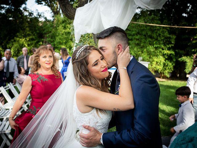 La boda de Gonzalo y Cristina en Galapagos, Guadalajara 52