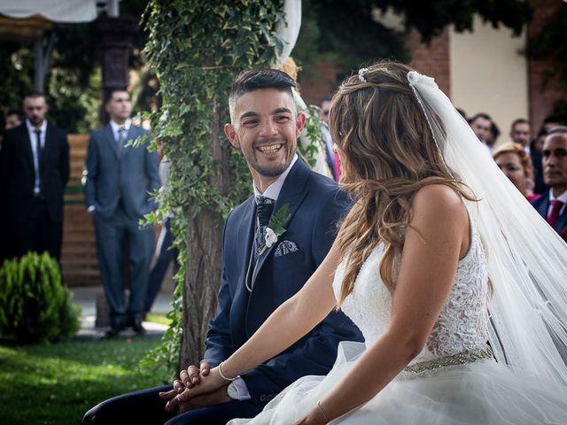 La boda de Gonzalo y Cristina en Galapagos, Guadalajara 54
