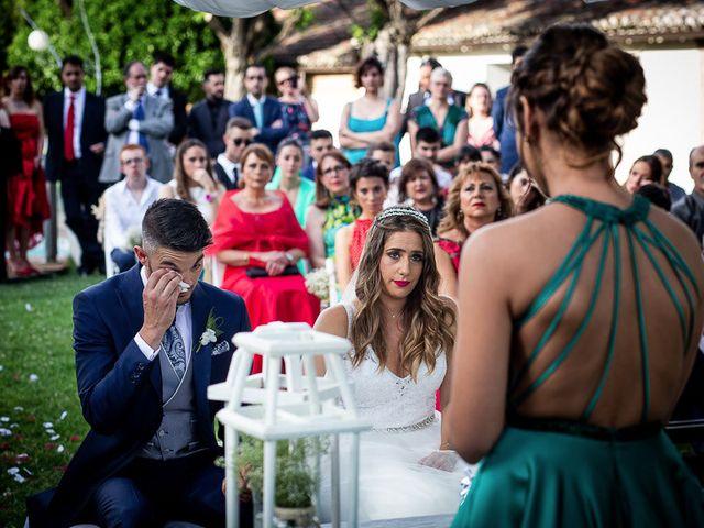 La boda de Gonzalo y Cristina en Galapagos, Guadalajara 55