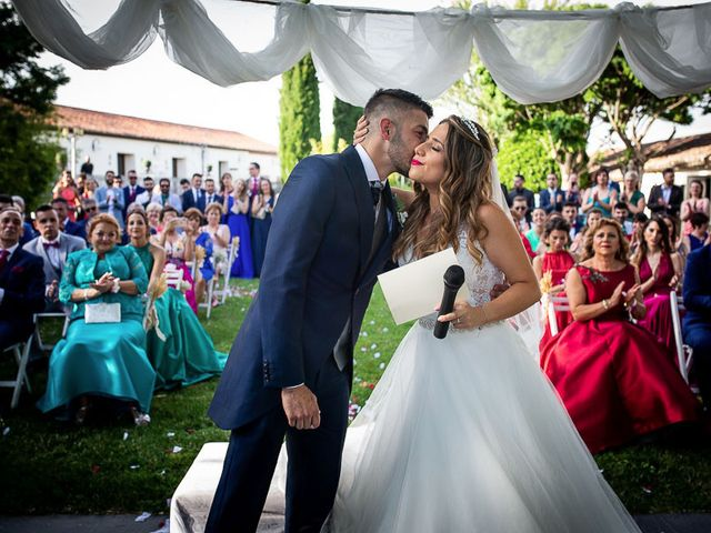 La boda de Gonzalo y Cristina en Galapagos, Guadalajara 57