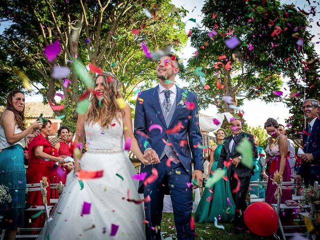 La boda de Gonzalo y Cristina en Galapagos, Guadalajara 59