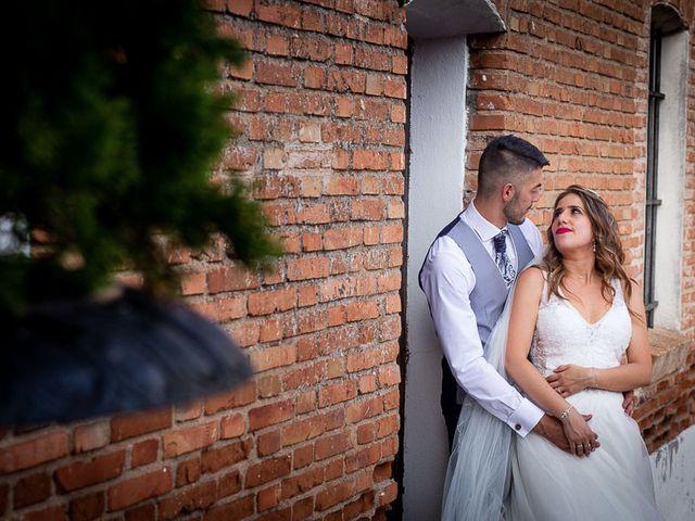 La boda de Gonzalo y Cristina en Galapagos, Guadalajara 61