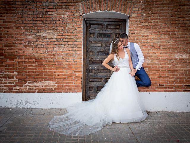 La boda de Gonzalo y Cristina en Galapagos, Guadalajara 63