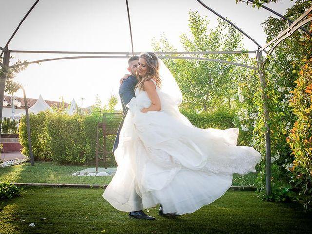 La boda de Gonzalo y Cristina en Galapagos, Guadalajara 67