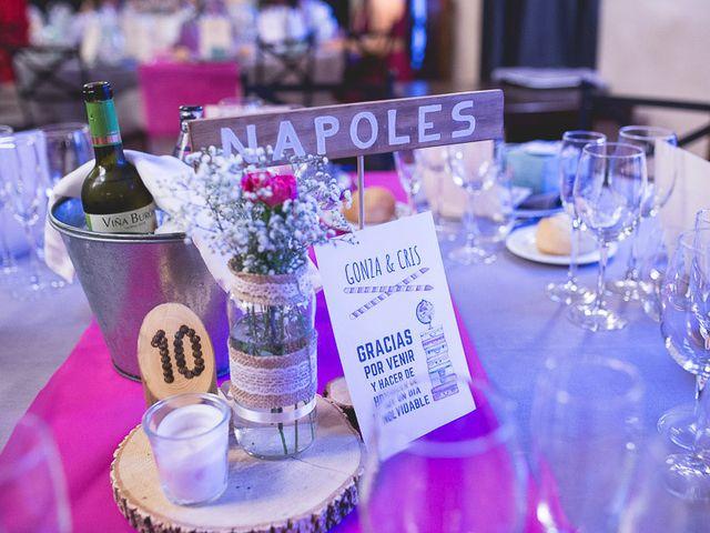 La boda de Gonzalo y Cristina en Galapagos, Guadalajara 72