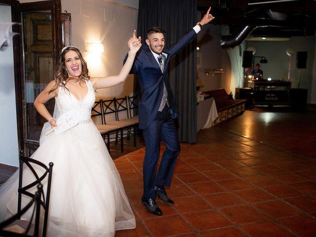 La boda de Gonzalo y Cristina en Galapagos, Guadalajara 75