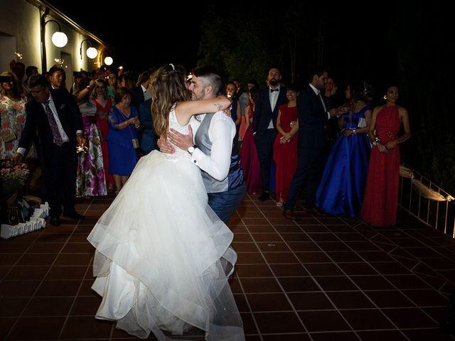 La boda de Gonzalo y Cristina en Galapagos, Guadalajara 82