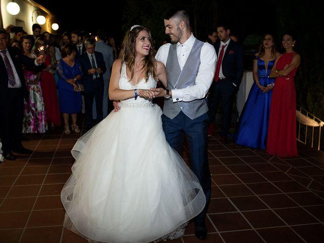 La boda de Gonzalo y Cristina en Galapagos, Guadalajara 83