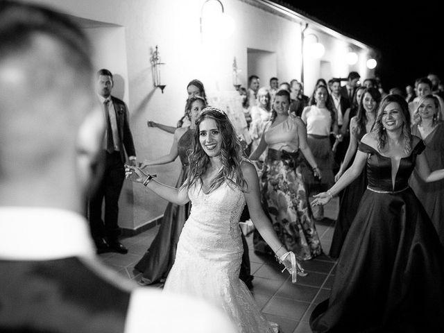 La boda de Gonzalo y Cristina en Galapagos, Guadalajara 84