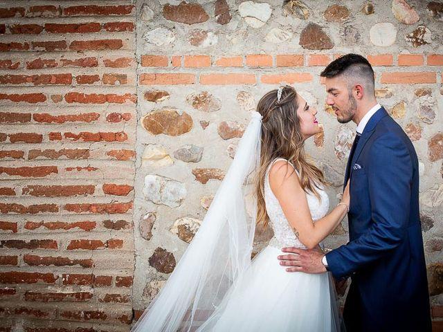 La boda de Cristina y Gonzalo