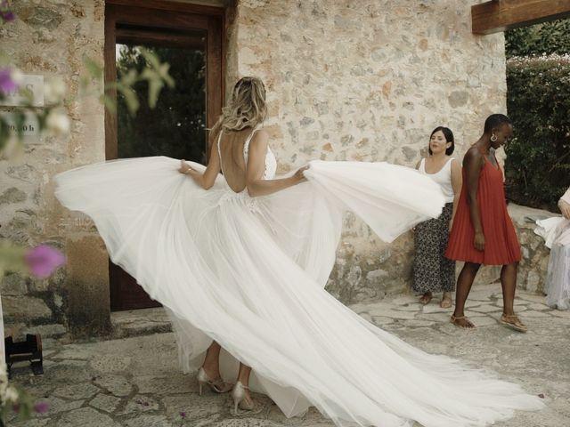 La boda de Duncan y Eva en Alcudia, Islas Baleares 10