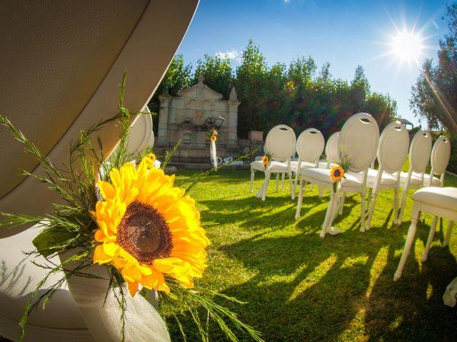 La boda de Miguel Angel y Laura en Sotos De Sepulveda, Segovia 4