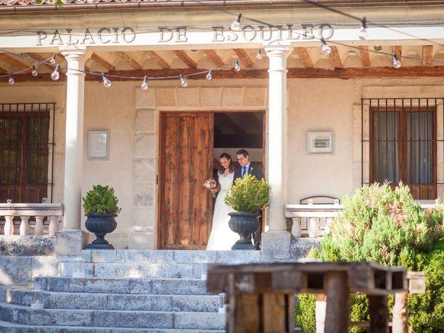 La boda de Miguel Angel y Laura en Sotos De Sepulveda, Segovia 6