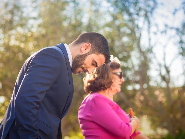 La boda de Miguel Angel y Laura en Sotos De Sepulveda, Segovia 7
