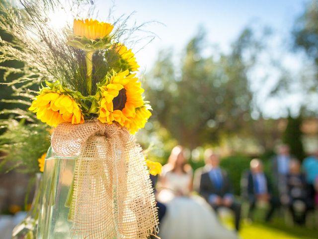 La boda de Miguel Angel y Laura en Sotos De Sepulveda, Segovia 10