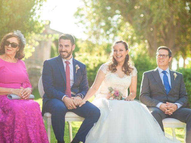 La boda de Miguel Angel y Laura en Sotos De Sepulveda, Segovia 12