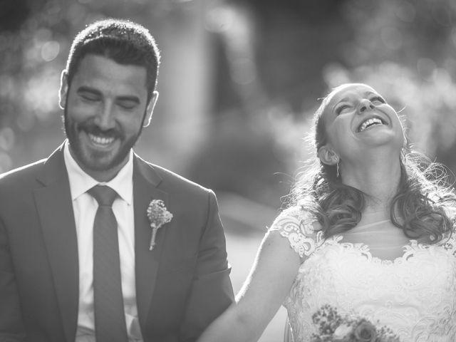 La boda de Miguel Angel y Laura en Sotos De Sepulveda, Segovia 14