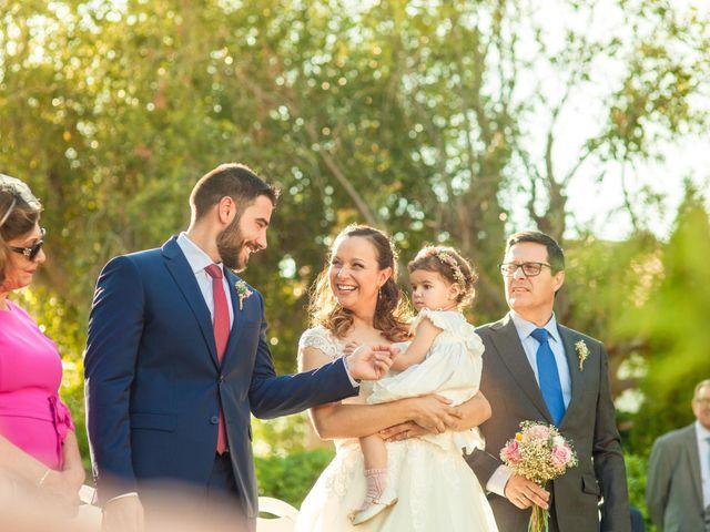 La boda de Miguel Angel y Laura en Sotos De Sepulveda, Segovia 16