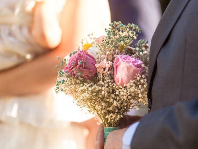 La boda de Miguel Angel y Laura en Sotos De Sepulveda, Segovia 19