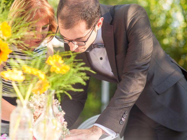 La boda de Miguel Angel y Laura en Sotos De Sepulveda, Segovia 20