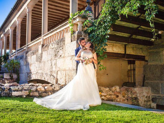 La boda de Miguel Angel y Laura en Sotos De Sepulveda, Segovia 21