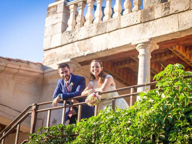 La boda de Miguel Angel y Laura en Sotos De Sepulveda, Segovia 22