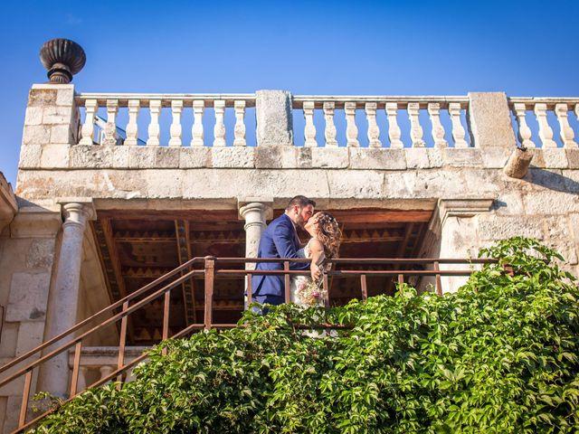 La boda de Miguel Angel y Laura en Sotos De Sepulveda, Segovia 23