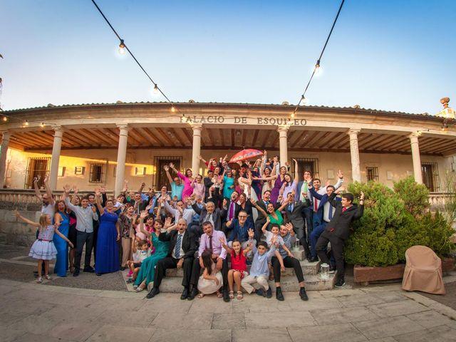 La boda de Miguel Angel y Laura en Sotos De Sepulveda, Segovia 2