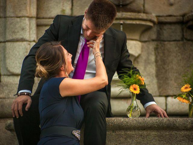 La boda de Miguel Angel y Laura en Sotos De Sepulveda, Segovia 34