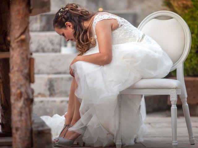 La boda de Miguel Angel y Laura en Sotos De Sepulveda, Segovia 35