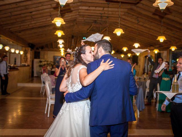 La boda de Miguel Angel y Laura en Sotos De Sepulveda, Segovia 37