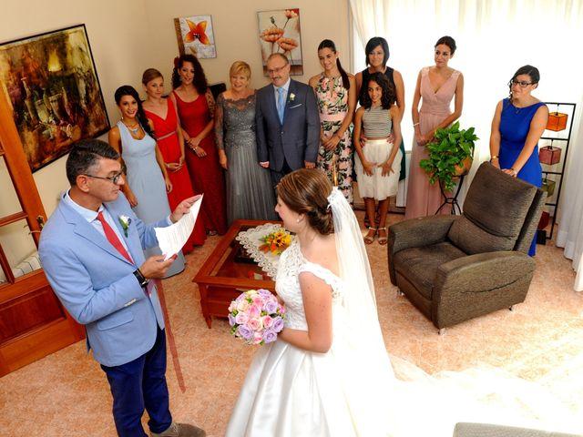 La boda de Arantxa y Jordi en Blanes, Girona 17