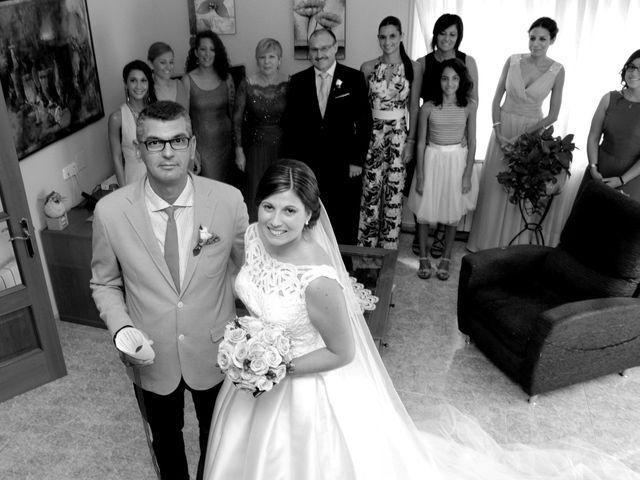 La boda de Arantxa y Jordi en Blanes, Girona 18