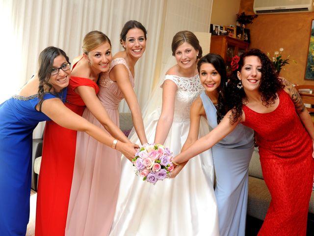 La boda de Arantxa y Jordi en Blanes, Girona 19