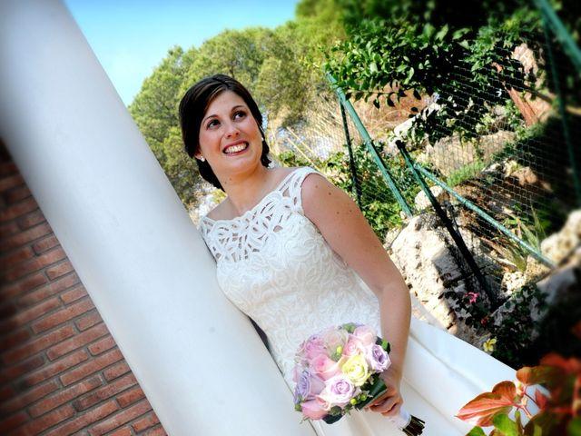 La boda de Arantxa y Jordi en Blanes, Girona 21