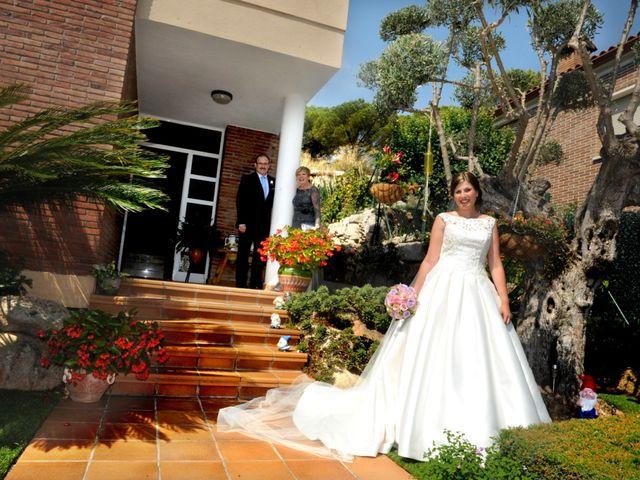 La boda de Arantxa y Jordi en Blanes, Girona 22