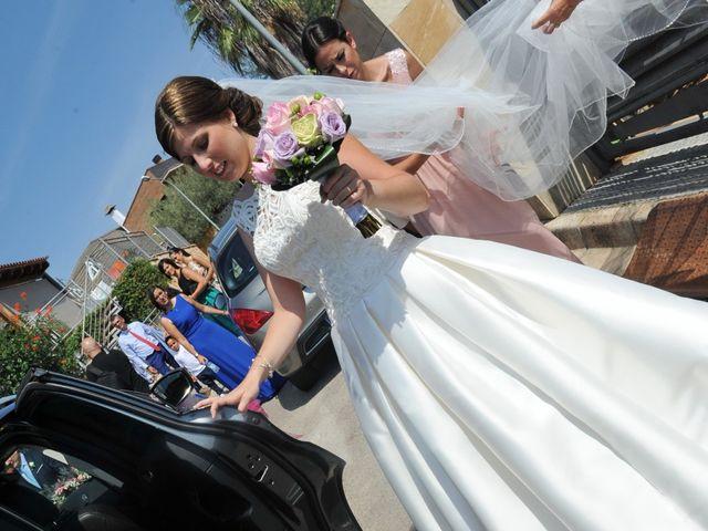 La boda de Arantxa y Jordi en Blanes, Girona 23