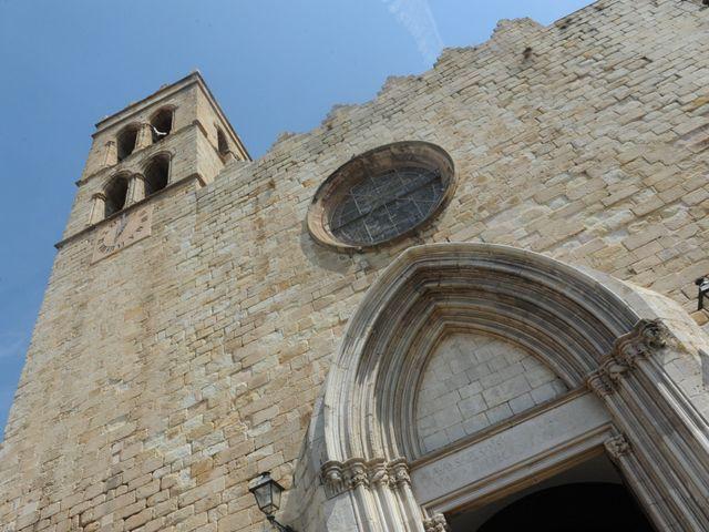 La boda de Arantxa y Jordi en Blanes, Girona 24